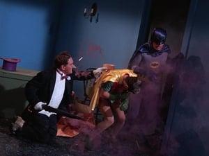 Enter Batgirl, Exit Penguin