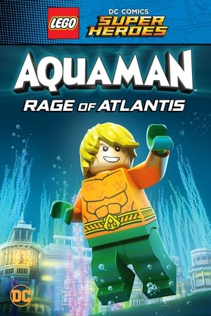 Image LEGO DC Super Heroes - Aquaman: Rage Of Atlantis