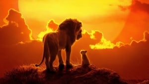 Graphic background for Lion King IMAX 2D