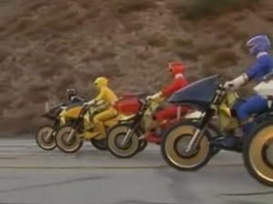 Power Rangers season 10 Episode 5