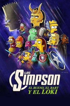 Los Simpson: El bueno, el Bart y el Loki