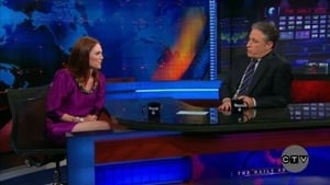 The Daily Show with Trevor Noah - Julianne Moore Wiki Reviews