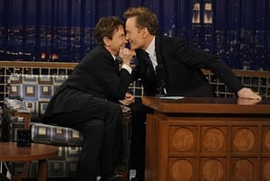 Episodio TV Online Late Night with Conan O'Brien HD Temporada 16 E42 Episodio 42