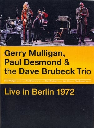 Gerry Mulligan, Paul Desmond & The Dave Brubeck Trio: Live in Berlin (1970)