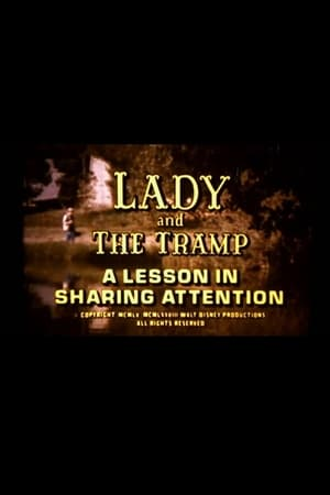 Poster Lady and the Tramp: A Lesson in Sharing Attention (1978)