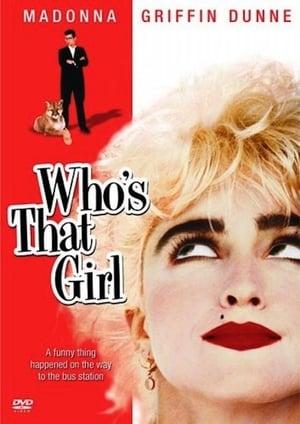 Capa do filme Quem É Esta Garota?