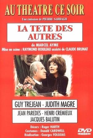 La Tête des autres-Judith Magre