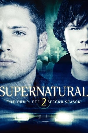 Supernatural 2ª Temporada Completa Torrent (2006) Dual Áudio / Dublado BluRay 720p – Download
