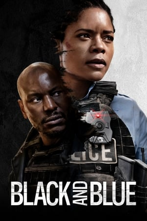 Poster Black and Blue (2019)