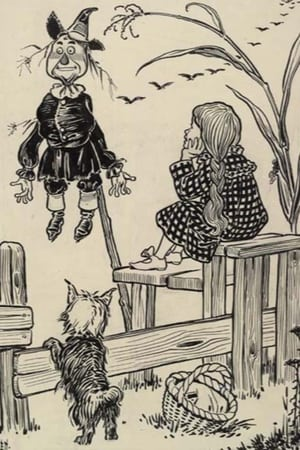 Dorothy and the Scarecrow in Oz