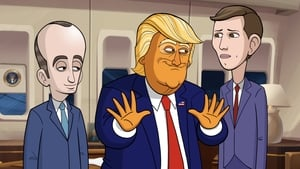 Our Cartoon President 1×3