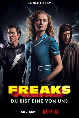 Freaks: Eres de los Nuestros