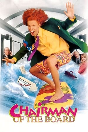 Poster Chairman of the Board (1998)