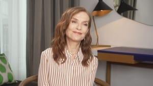 Isabelle Huppert : personal messsage (2020)