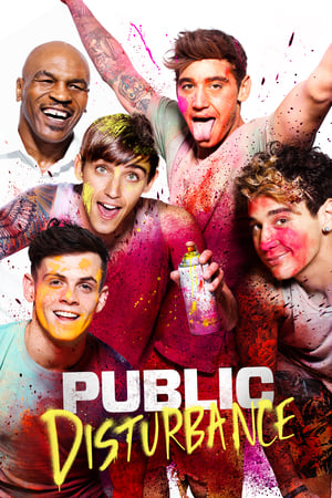 Public Disturbance cover