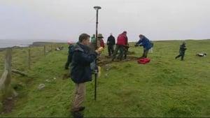 Fetlar, Shetland Islands - The Giant's Grave