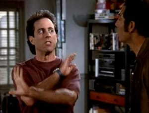 Watch S9E4 - Seinfeld Online