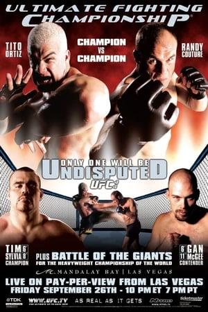 UFC 44: Undisputed-Azwaad Movie Database