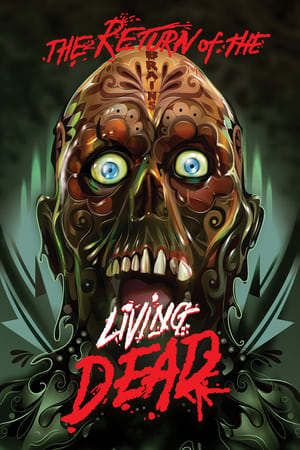 Poster The Return of the Living Dead (1985)