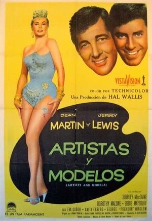 VER Artistas y modelos (1955) Online Gratis HD