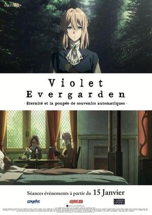 Violet Evergarden : Éternité et la Poupée de Souvenirs Automatiques