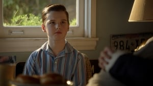 Young Sheldon Season 3 :Episode 18  A Couple Bruised Ribs and a Cereal Box Ghost Detector