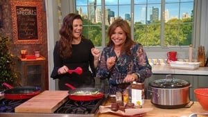 Rachael Ray Season 13 : Tiffani Amber Thiessen's Short Rib Enchiladas + Rach's Beer Cheese Soup