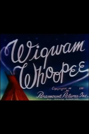 Popeye The Sailor: Wigwam Whoopee