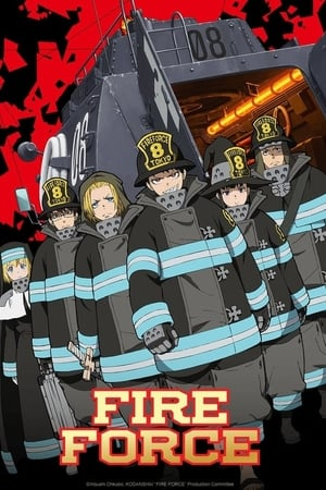 Fire Force: 1×10