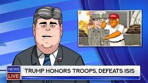 Our Cartoon President: 2×6