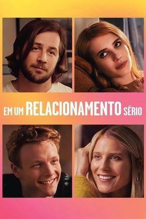 Em Um Relacionamento Sério - Poster