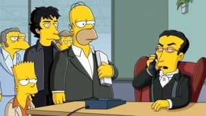 Episodio TV Online Los Simpson HD Temporada 23 E6 The Book Job
