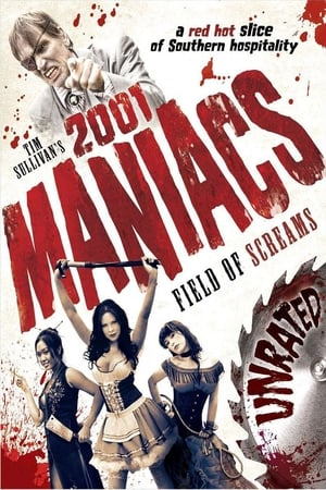 2001 Maniacs: Field of Screams-Lin Shaye