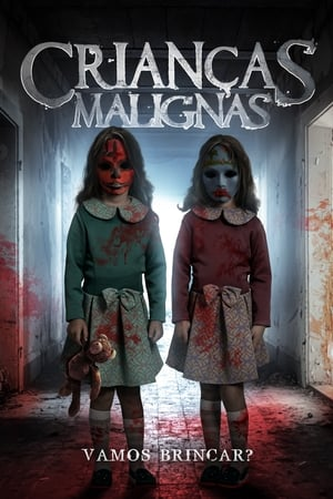 Crianças Malignas Torrent, Download, movie, filme, poster