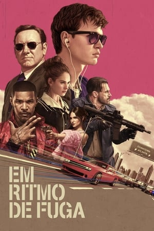 Em Ritmo de Fuga Torrent, Download, movie, filme, poster