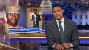 The Daily Show with Trevor Noah Season 24 : Episode 25