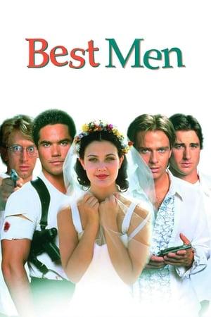 Best Men-Tracy Fraim