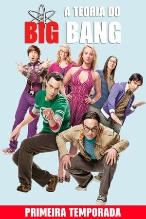 The Big Bang Theory 1ª Temporada Torrent, Download, movie, filme, poster