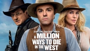 poster A Million Ways to Die in the West
