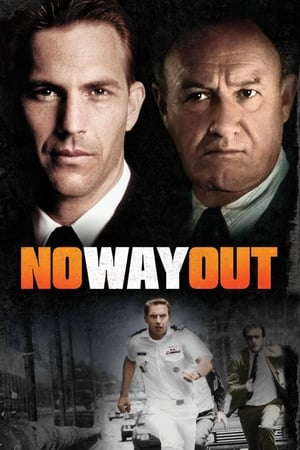No Way Out (1987) is one of the best movies like The Hunt For Red October (1990)