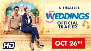 5 Weddings 2018 Movie Free Download HD 720P