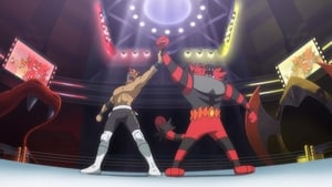 Pokémon Season 21 :Episode 49  Turning the Other Mask!