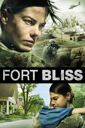 Poster Fort Bliss (2014)