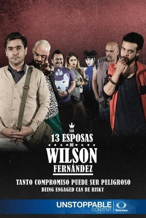 Las 13 Esposas de Wilson Fernández (México)
