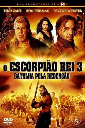 O Escorpião Rei 3: Batalha Pela Redenção Torrent, Download, movie, filme, poster
