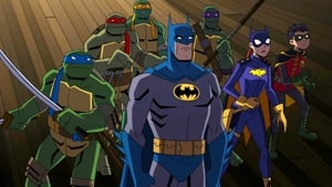 Batman vs. Teenage Mutant Ninja Turtles (2019) Subtitle Indonesia