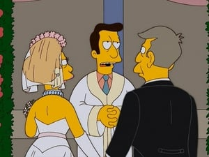 The Simpsons Season 15 :Episode 17  My Big Fat Geek Wedding