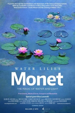 Water Lilies by Monet-Elisa Lasowski