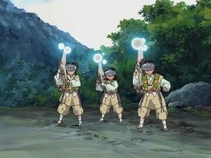 戦国お伽草子–犬夜叉 – Сезон 1, епизод 166