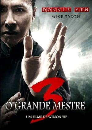 O Grande Mestre 3 Torrent, Download, movie, filme, poster